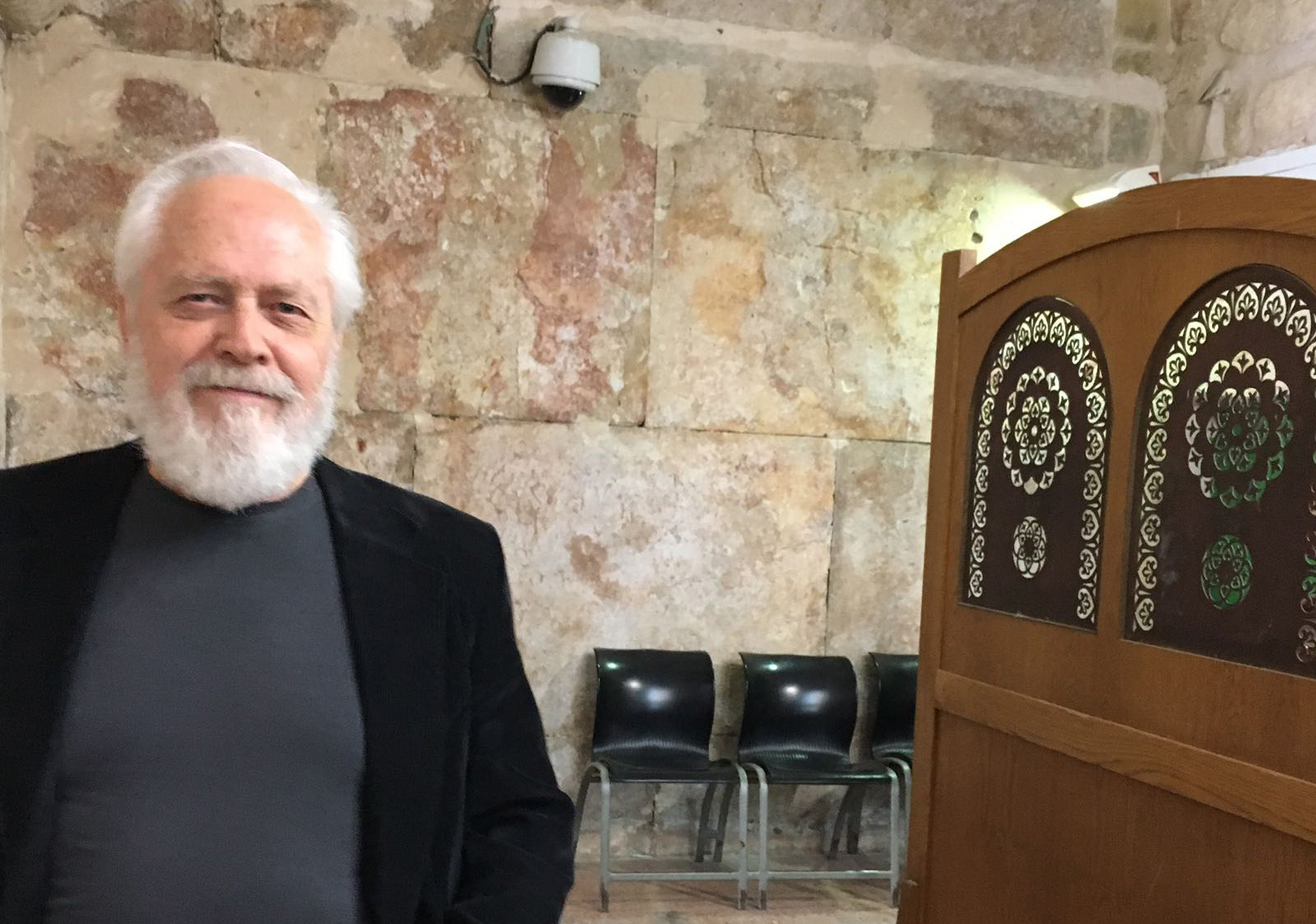 UP to Jerusalem and on to Arad Elisha's Well  Ministry