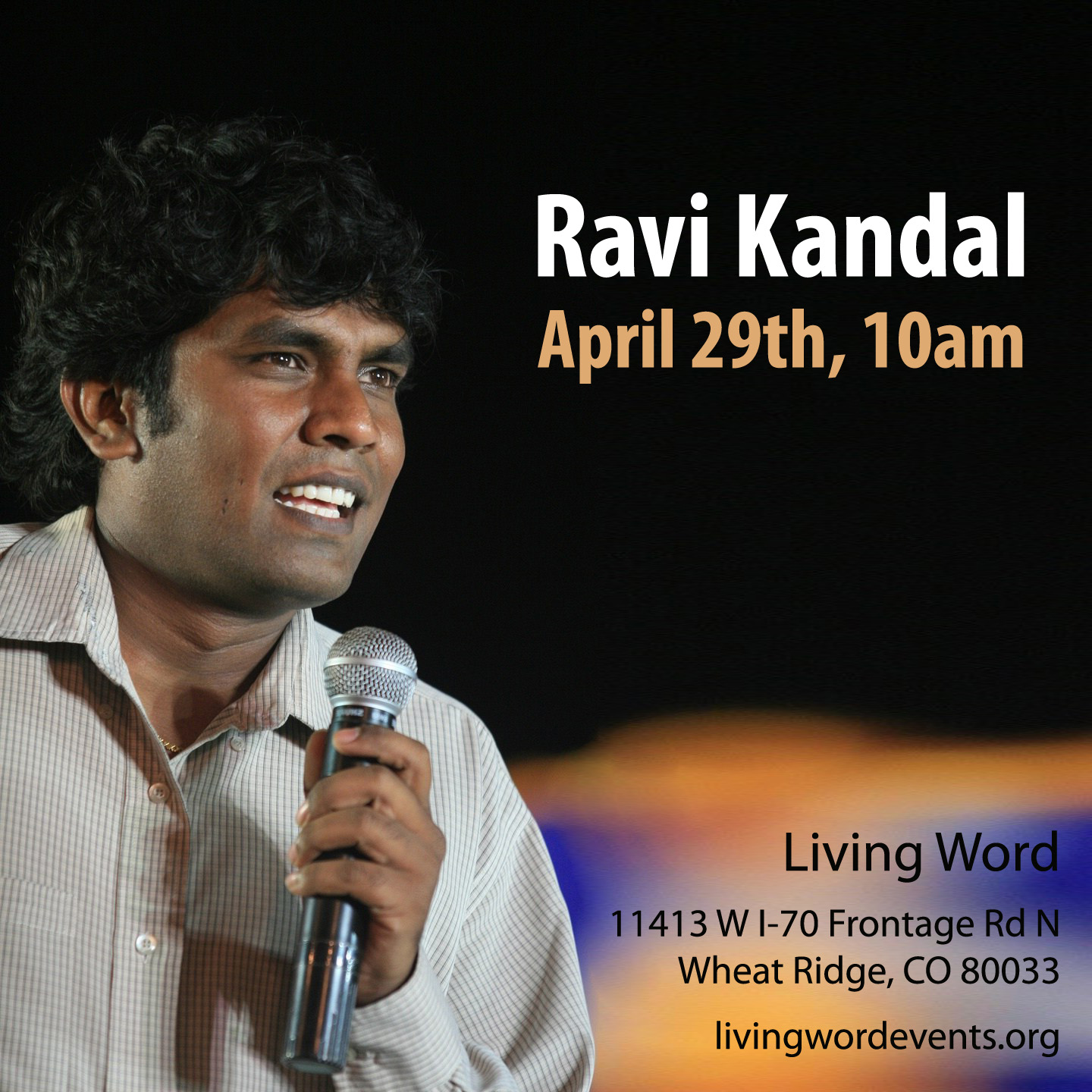 Sunday Service with Ravi Kandal
